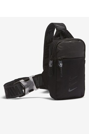 Nike Erkek Siyah Sprt Essentıals Omuz Çantası Ba5904-011