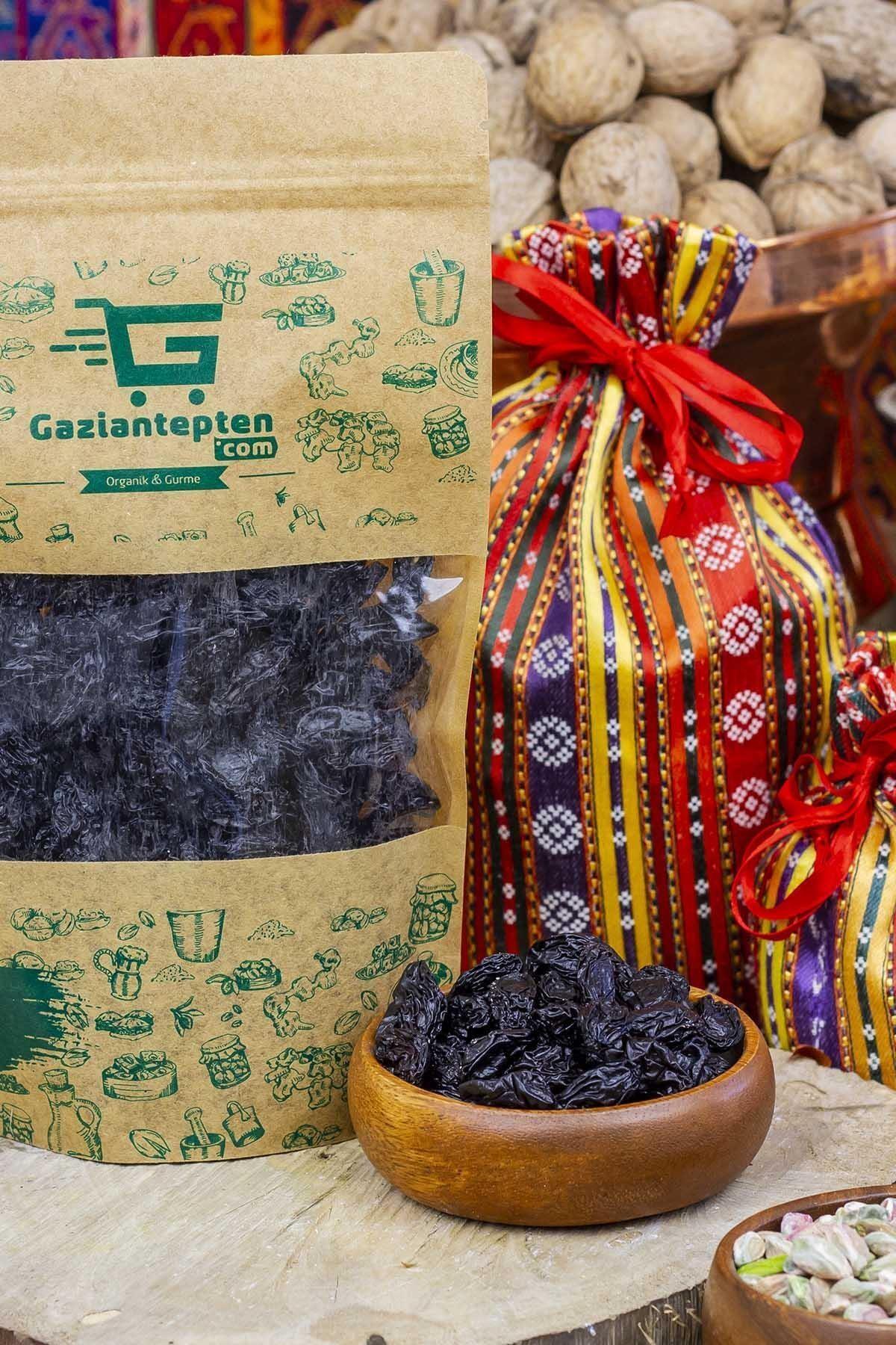 Gaziantepten Kilis Karası Siyah Üzüm Kurusu 500 Gr 1