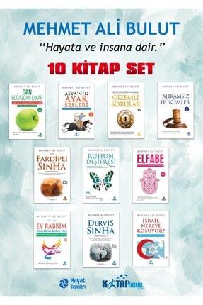 Hayat Yayınları Mehmet Ali Bulut Seti 10 Kitap