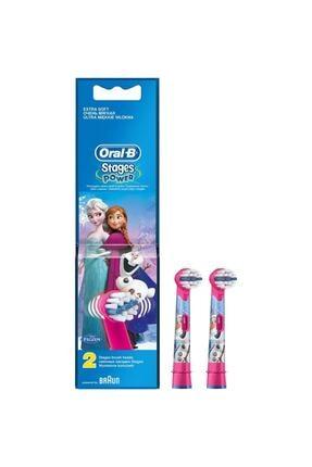 Oral-B Frozen Çocuklar Için Diş Fırçası Yedek Başlık 2 Li
