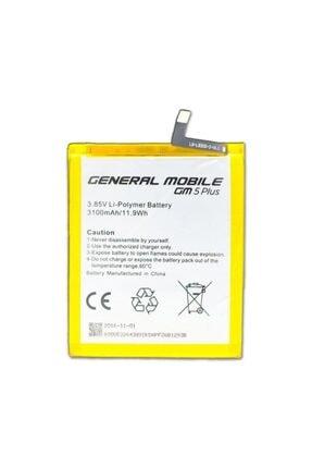 General Mobile Gm5 Plus Orj. Batarya