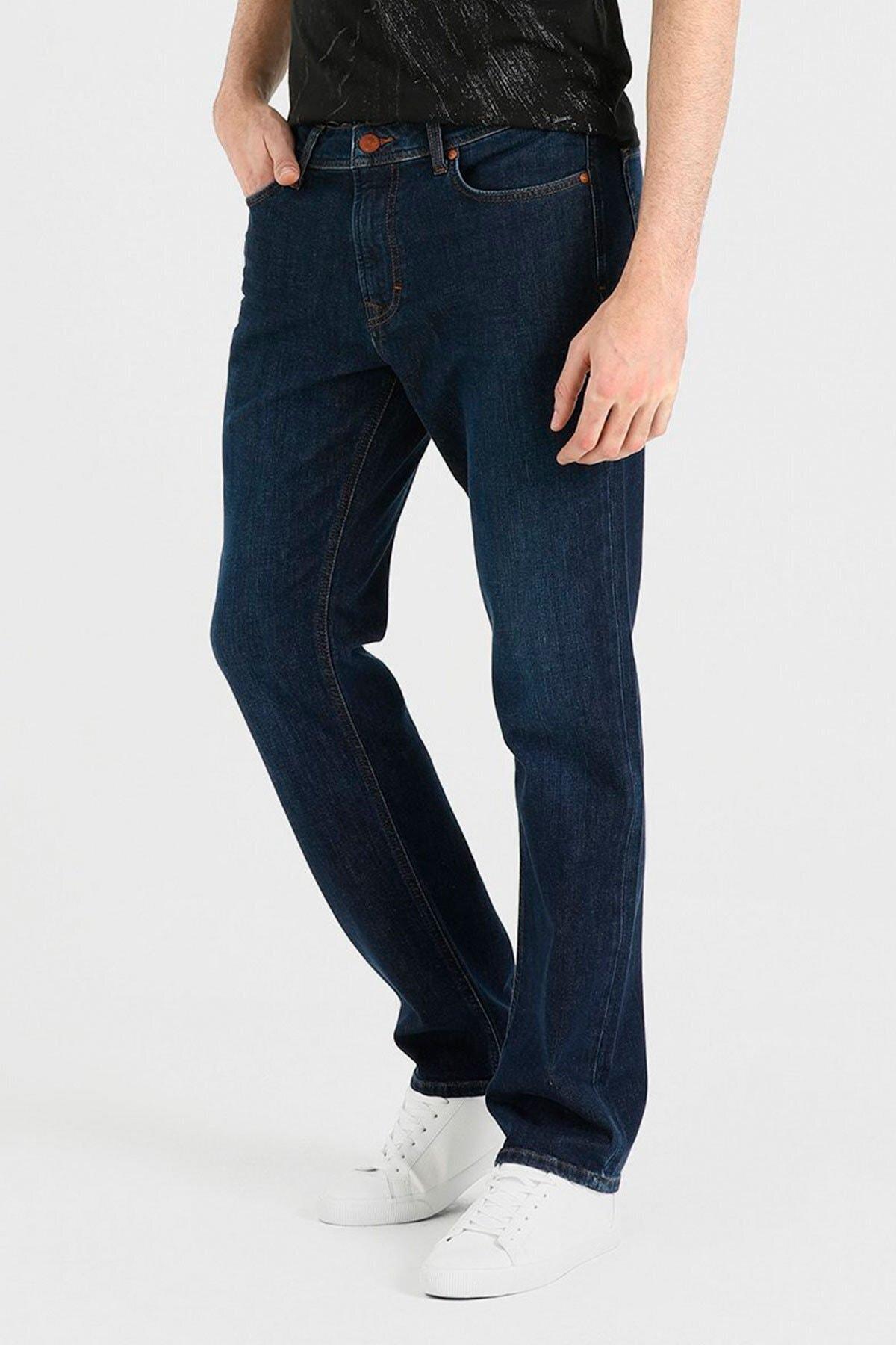 APAYDIN A.Ş Erkek Lacivert Jeans 2