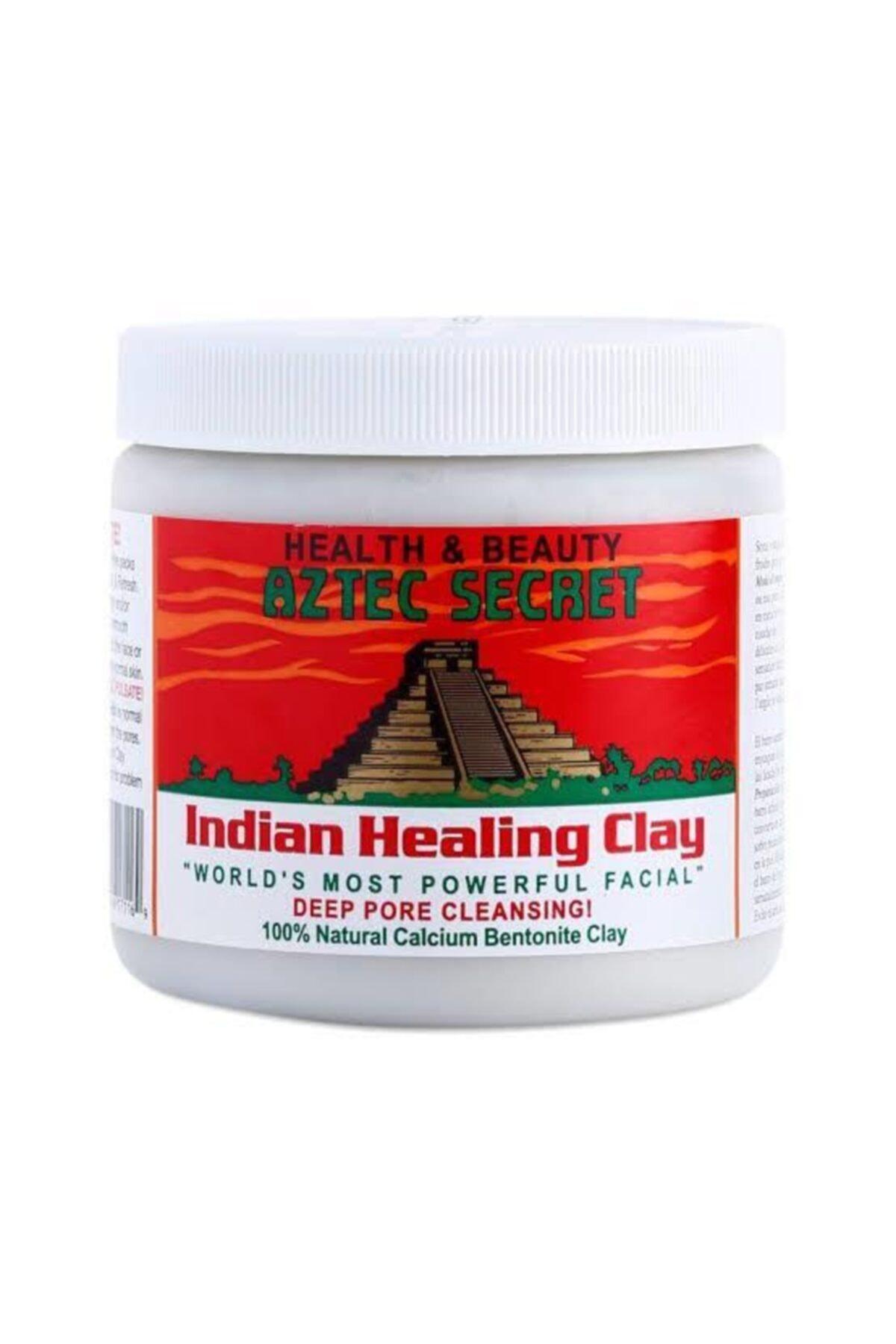 Aztec Secret Indian Healing Clay Kil Maskesi 454 Gr 1