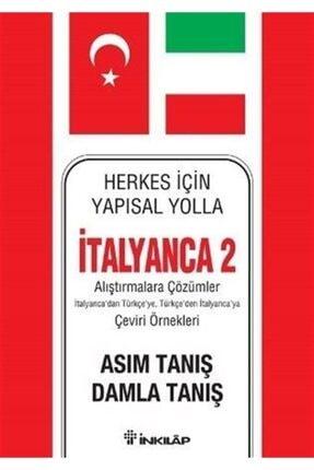 İnkılap Kitabevi Herkes Için Yapısal Yolla Italyanca 2