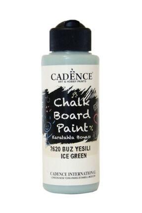 Cadence Buz Yeşili Chalkboard Paint 120ml Kara Tahta Boyası 2620