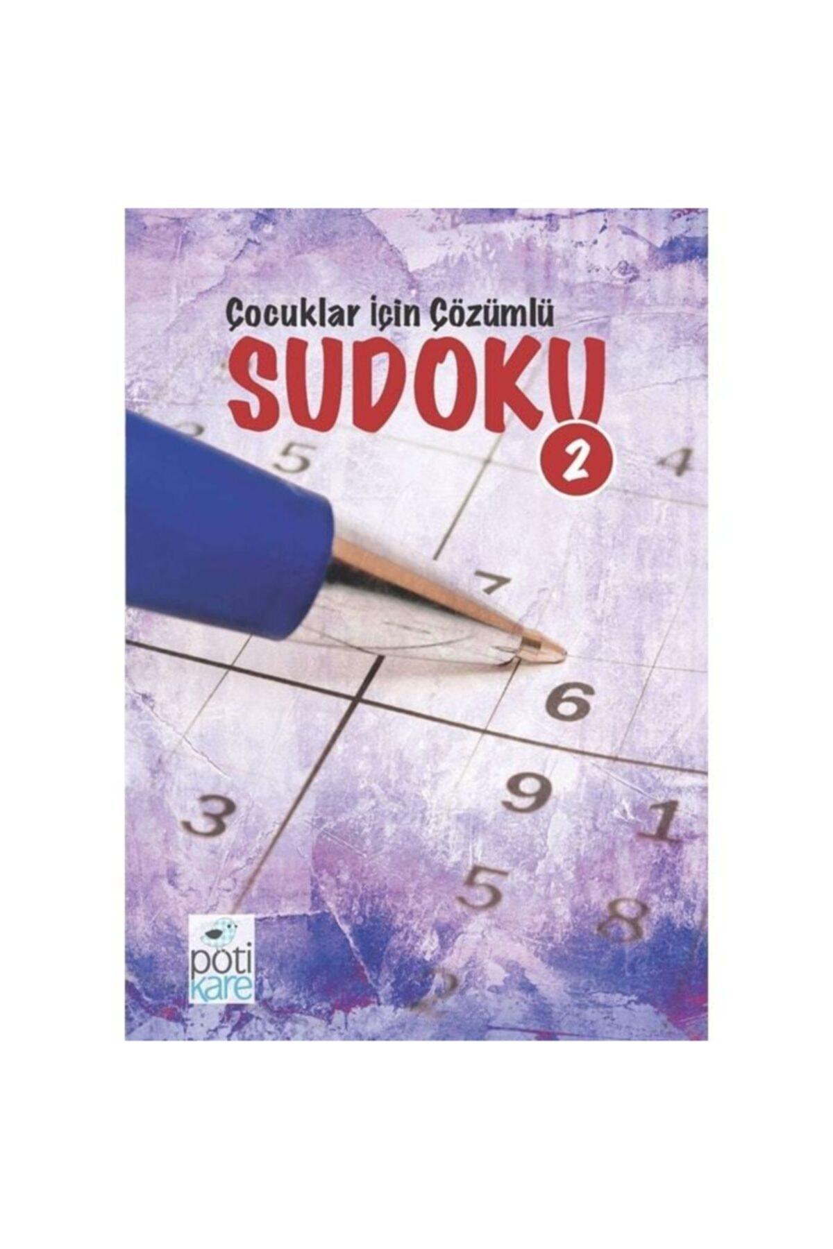 Pötikare Yayıncılık Çocuklar Için Sudoku 2 1