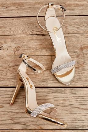 Bambi Dore Kadın Abiye Ayakkabı K01527008039
