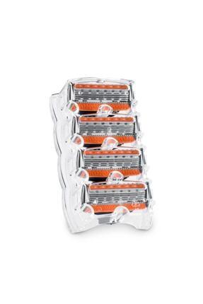 Amway Yedek Tıraş Bıçakları Hymm  4'lü Paket
