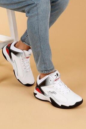 Jump Erkek Beyaz Spor Ayakkabı 25528