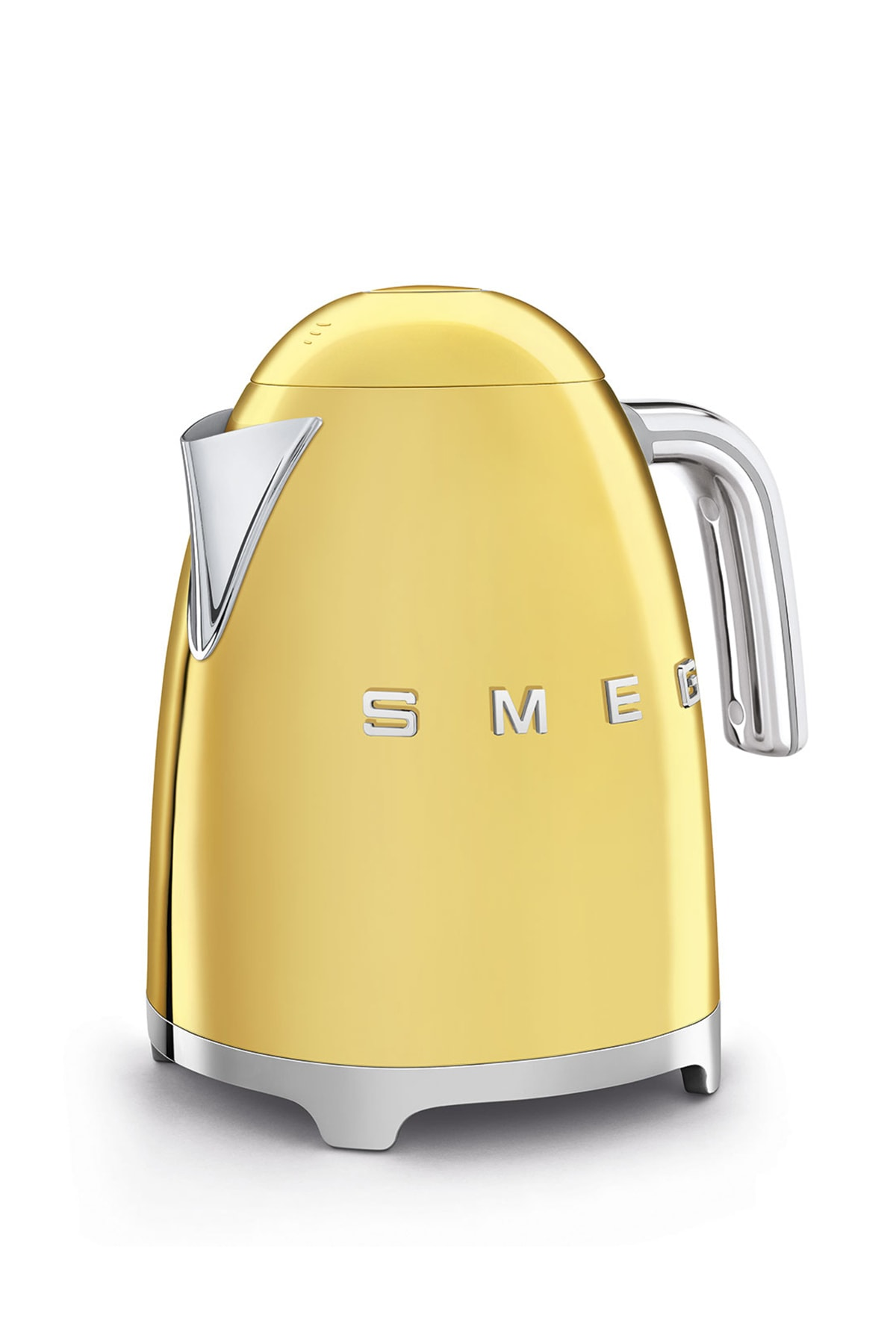 SMEG Altın Rengi 50's Style Kettle Klf03goeu 2