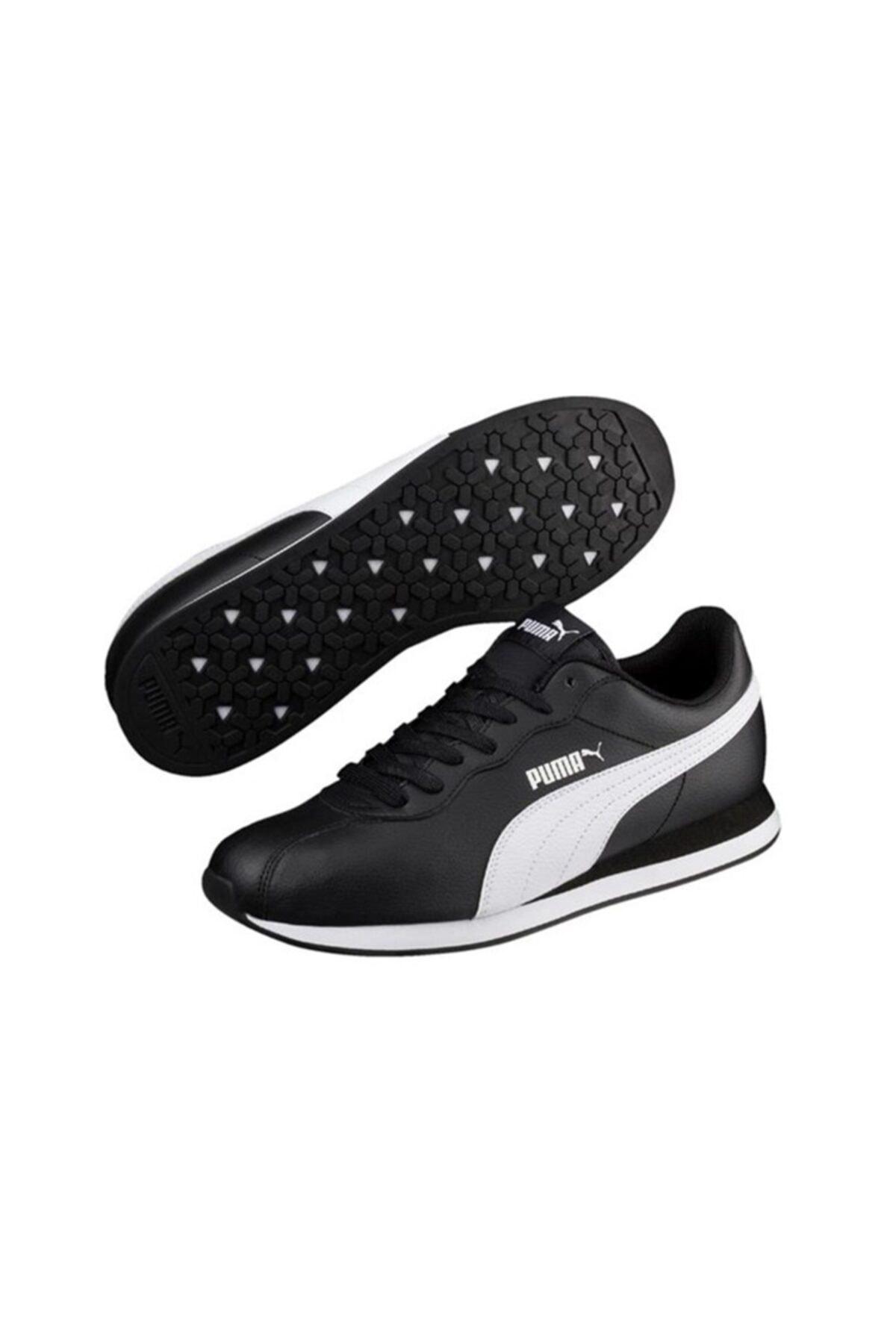 Puma Unisex Siyah Günlük Ayakkabı 1