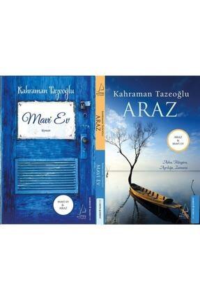Destek Yayınları Araz Mavi Ev İki Kitap Birarada