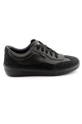 Newkamp Erkek Siyah Hafif Iş Ayakkabısı