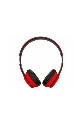 Preo My Sound MS15 Kırmızı Kulak Üstü Kablosuz Kulaklık