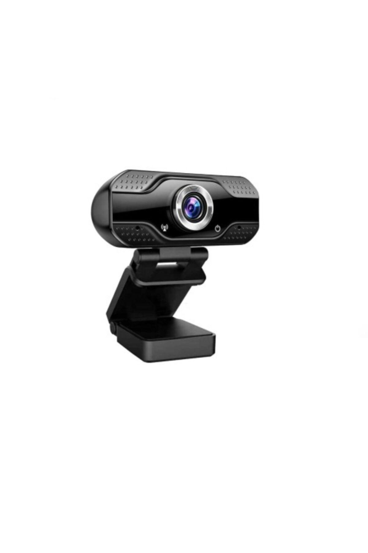 Kingboss Siyah 1080p Usb Webcam Otomatik Odaklama Eba Zoom Pc Web Kamerası 1