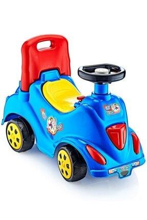 Güçlü Plastik Oyuncak Ilk Arabam Bebek Ilk Adım Yürüme Yardımcısı Türk Malı Ce En71 Belgeli 33 X 67 X 47 cm