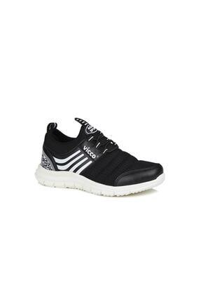 Vicco Aqua Spor Ayakkabı Siyah