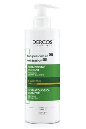 Vichy Dercos Shampoo Anti Dandruff 390ml | Kepek Karşıtı Şampuan Kuru Saçlar