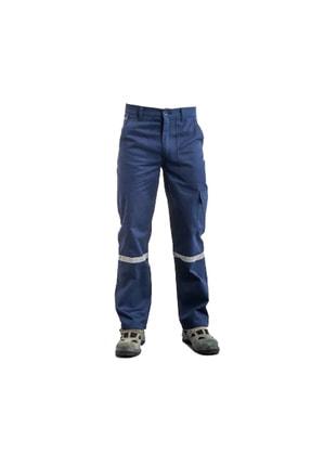 Çamdalı İş Elbiseleri - Iş Pantolon 16/12 Gabardin Lacivert Iş Pantolonu