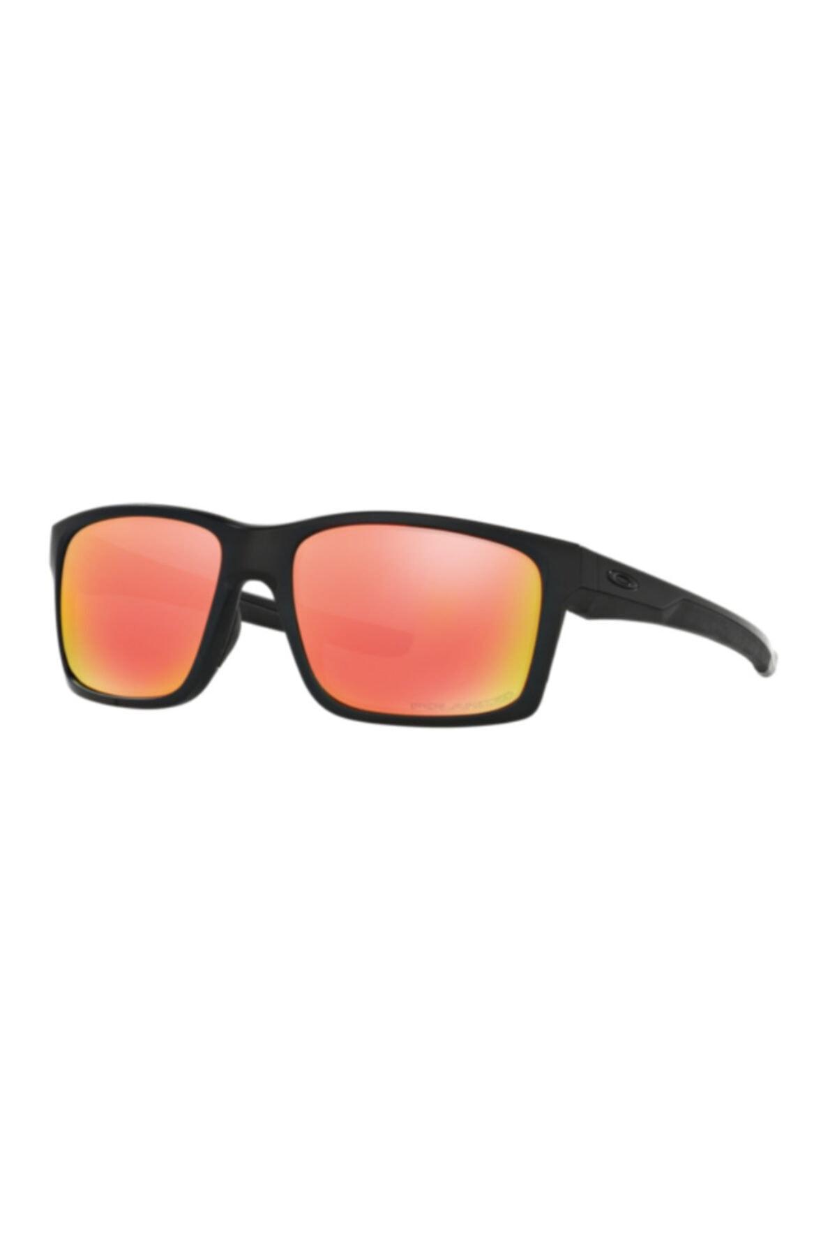 Oakley Maınlınk Ruby Irıd Polar Güneş Gözlüğü Oo9264 07 1