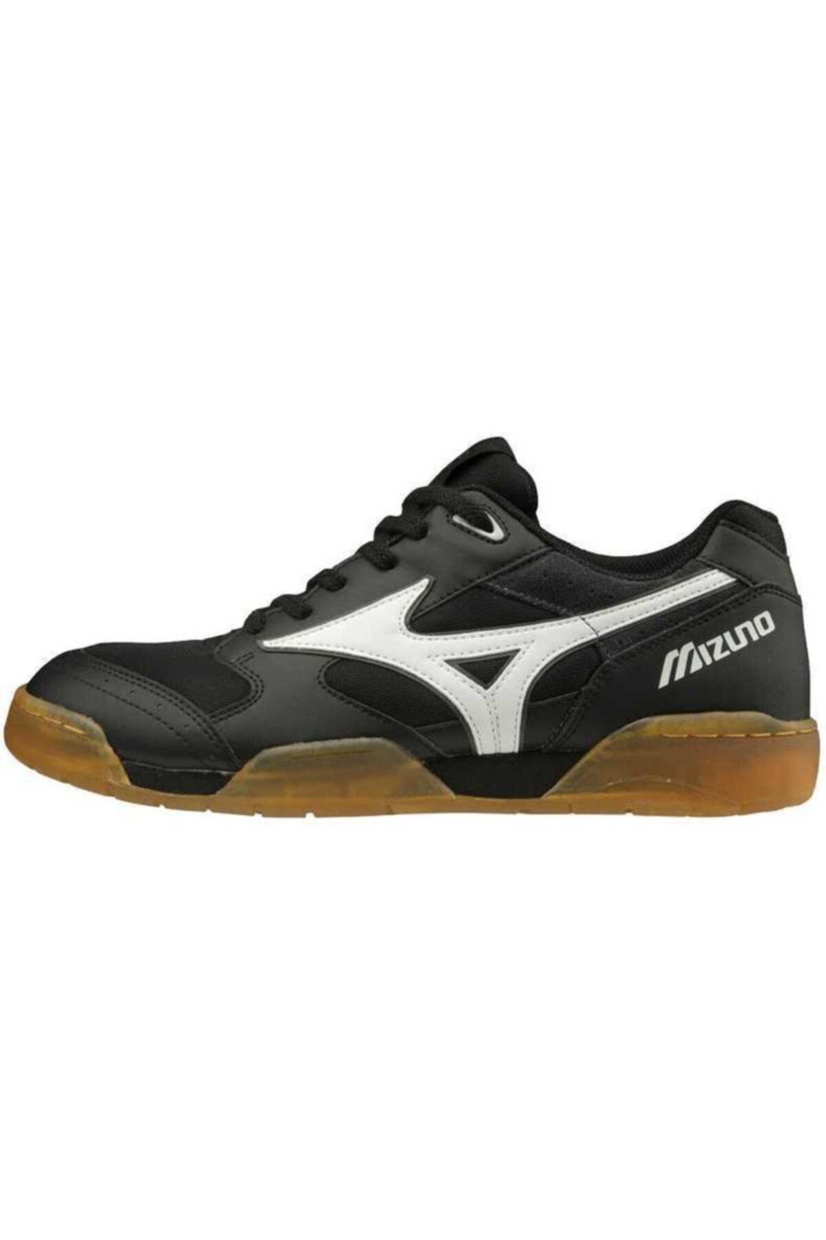MIZUNO Unisex Siyah Court Select Günlük Giyim Ayakkabısı 1