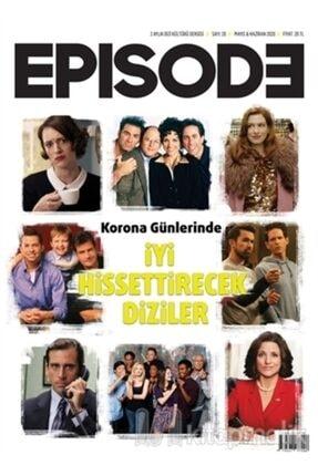 Episode Dergisi Episode İki Aylık Dizi Kültürü Dergisi Sayı 20