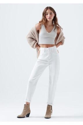 Mavi Kadın Lola Gold Icon Beyaz Jean Pantolon 101076-32652