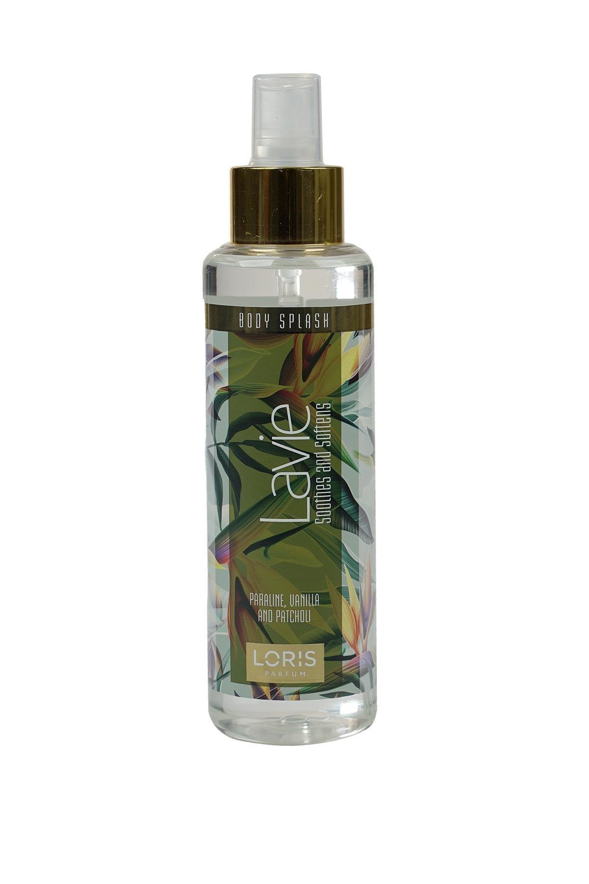 Loris 160 Ml Lavie Body Spray (bayan) 2
