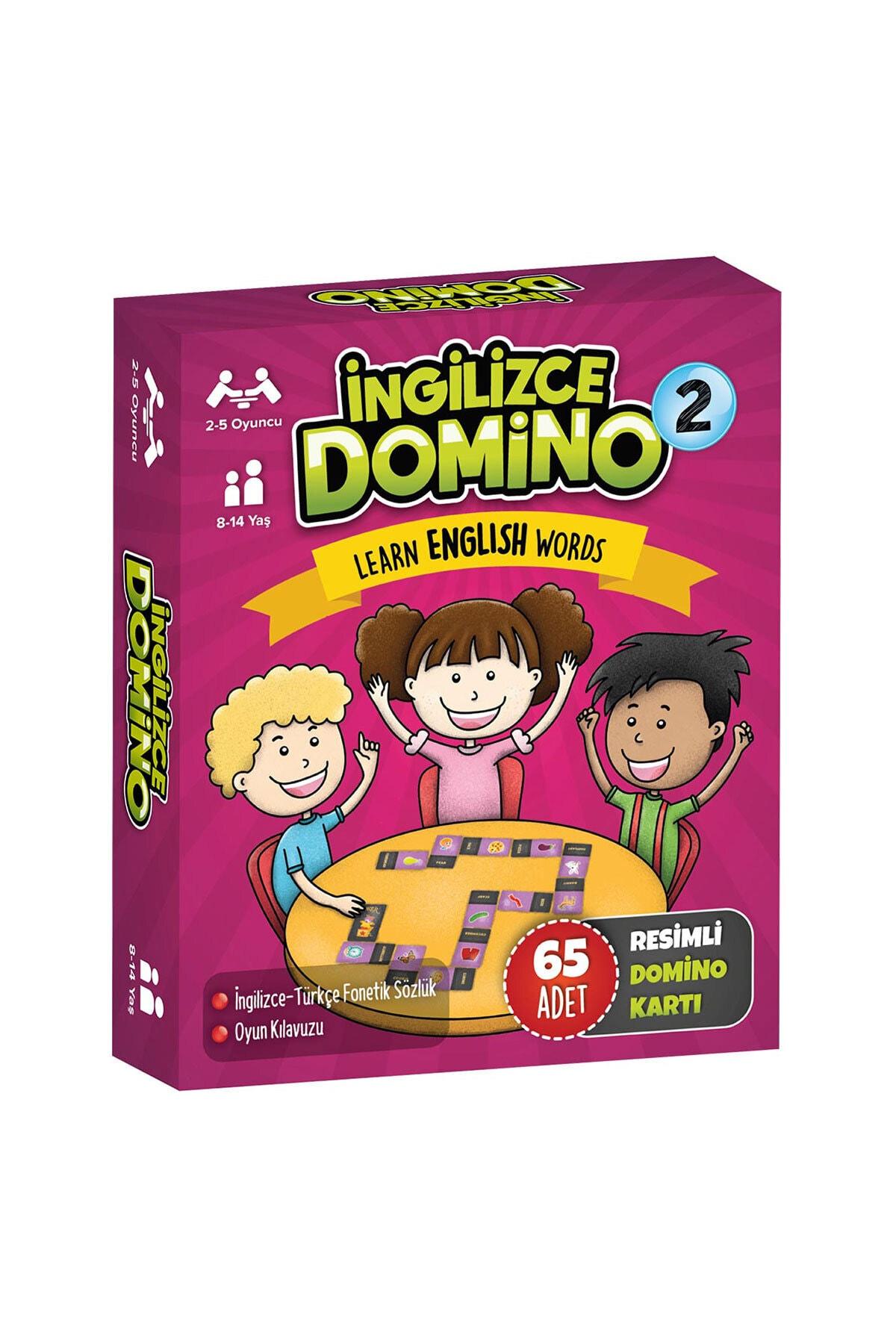 Tes Yayıncılık Ingilizce Domino 2 Zeka Oyunu 1