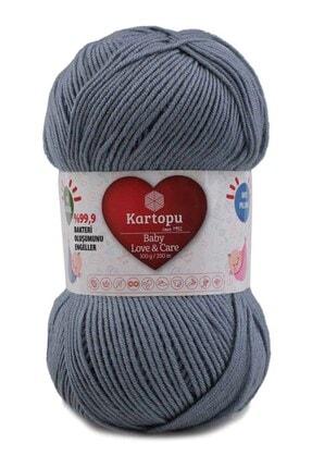 Kartopu Baby Love & Care El Örgü Ipi 100 Gr. | K571