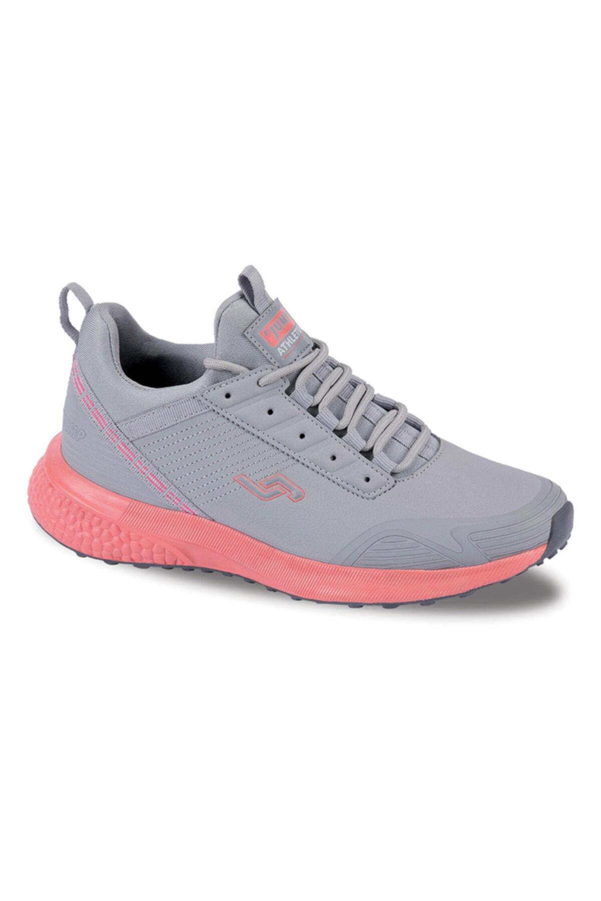 Jump Kadın Gri Spor Ayakkabı 25750 1