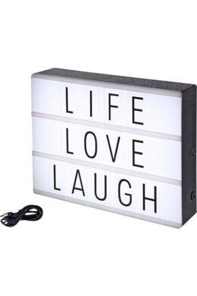 Simubied Lightbox Işıklı Pano A4