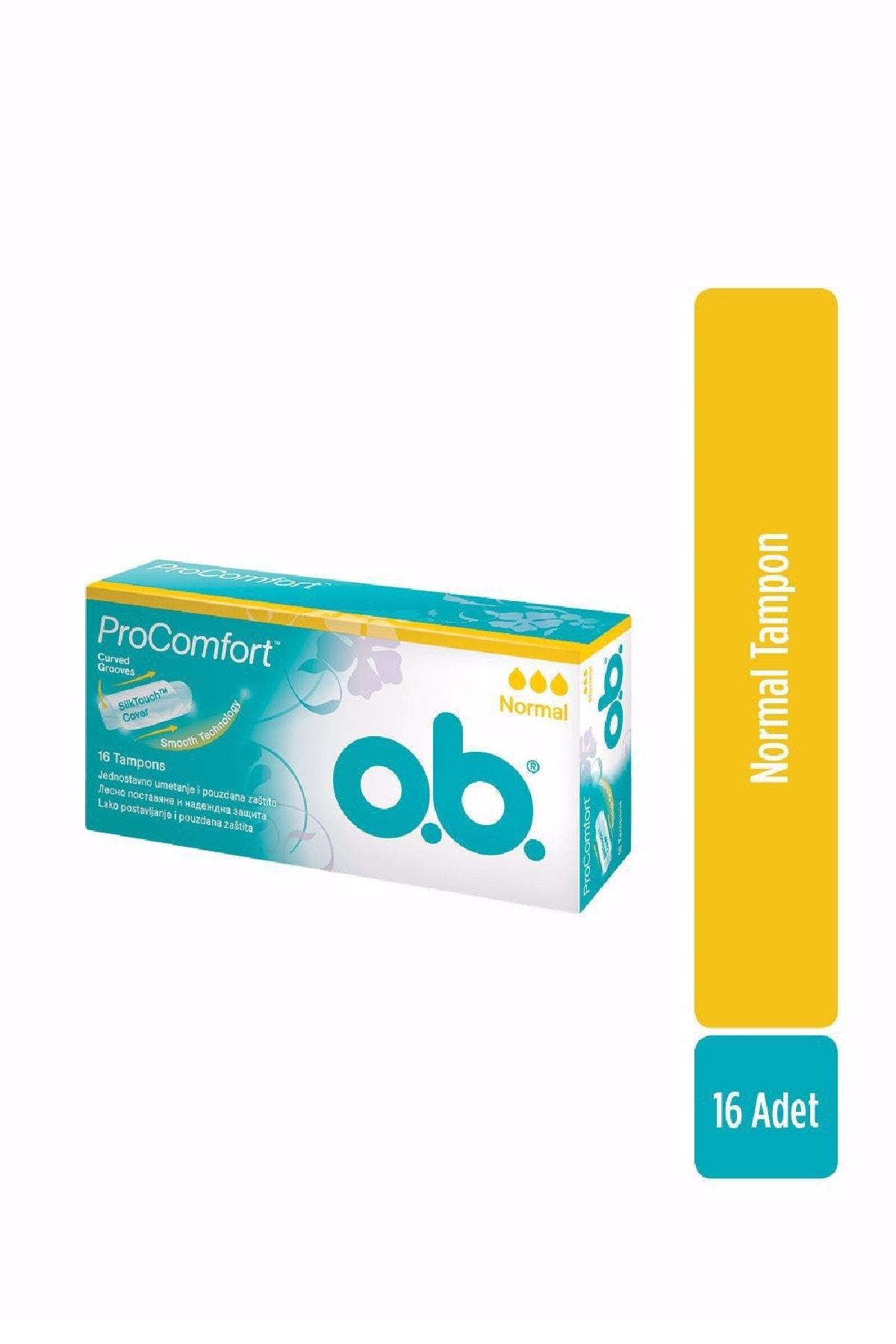 o.b. ProComfort Normal 16'lı Tampon