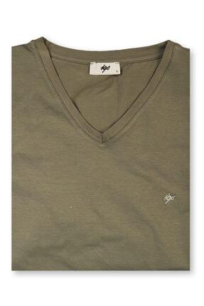 İgs Erkek Toprak Modern Fit T-shirt