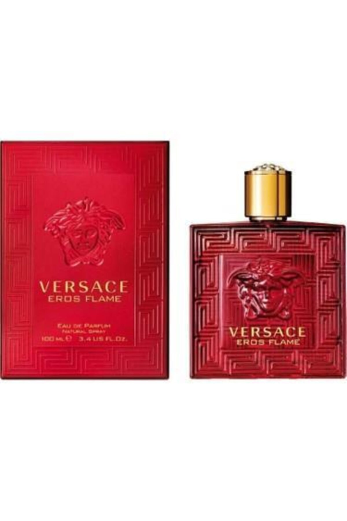 Versace Eros Flame Edp 100 ml Erkek Parfüm 8011003845354 2