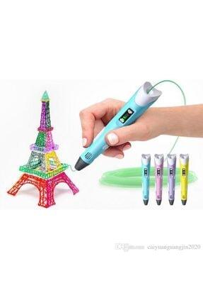 Simubied Üç Boyutlu Yazıcı 3d Kalem Pen Printer