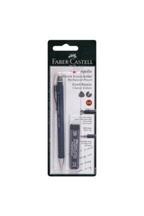 Faber Castell Apollo 07 Uç Hediyeli Mekanik Uçlu Kalem