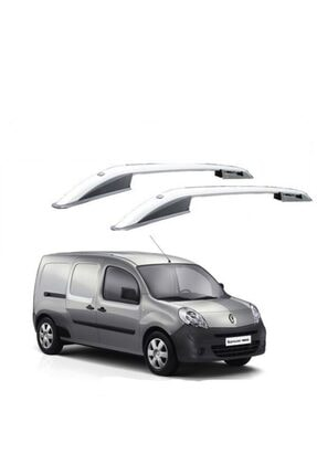 TP Renault Kango 2010 Uzun Sase Üst Çıta Aluminyum Komple