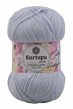 Kartopu Cotton Love El Örgü İpi 100 Gr | K580
