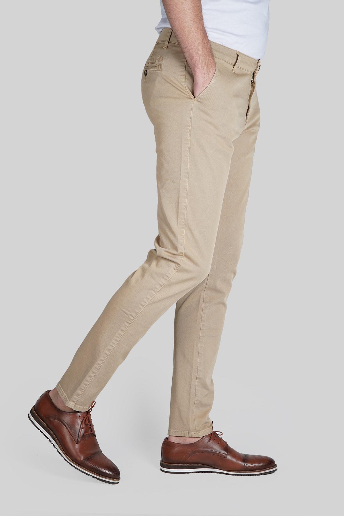 İgs Erkek Camel Dynamic Pantolon 2