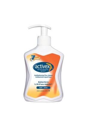 Activex Ekonomik Boy Aktif Koruma Antibakteriyel Sıvı Sabun 300 ml