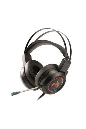 Polosmart Pgm05 Phoenix 7.1 Gaming Kablolu Kulaküstü Kulaklık Siyah