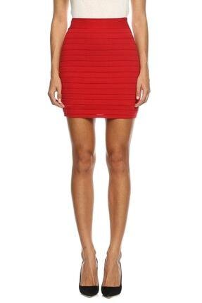 RAG&BONE  Kadın Kırmızı Triko Etek