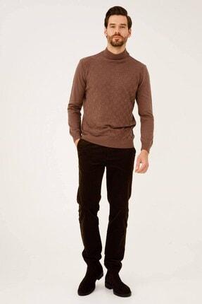 İgs Erkek Kahve Regularfıt Rahat Kalıp Std Pantolon