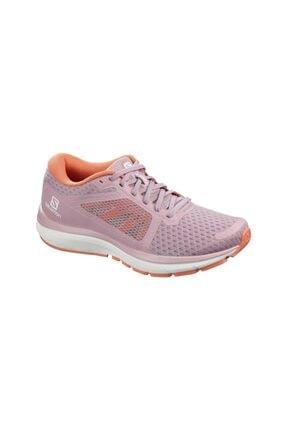 Salomon Kadın Pembe Koşu Ayakkabı