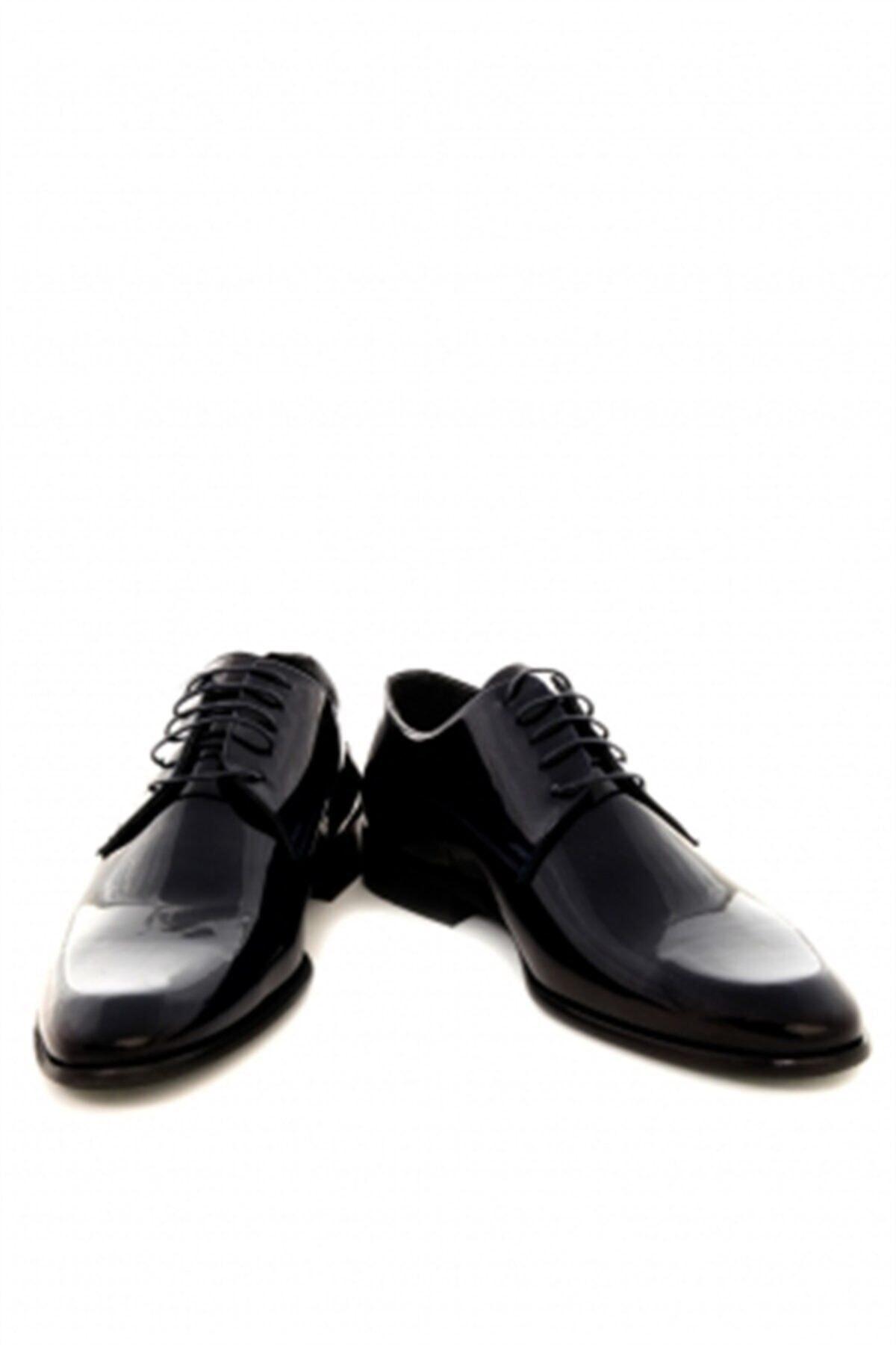 İgs Erkek Siyah  Ayakkabı 2