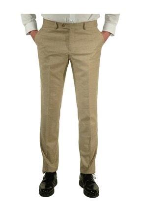 İgs Erkek Bej Regular Fit Pantolon