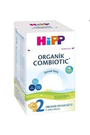 Hipp 2 Combiotic Organik Devam Sütü 800 gr