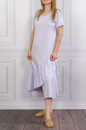 Robin Kadın Lila Elbise