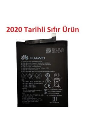Huawei 2020 Tarihli Mate 10 Lite Pil Batarya 3340 Mah